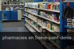 Pharmacies en Seine-saint-denis