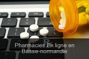 Pharmacies En ligne en Basse-normandie