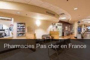 Pharmacies Pas cher en France